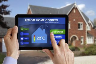 Smart home : a promising market in the long term