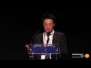 DigiWorld Future Paris 2017 – Shi Weillang, Huawei France