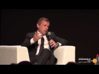 DigiWorld Future Paris 2017 – Alain Weill, Altice Media