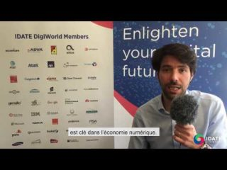 IDATE DigiWorld – Data Protection & Cybersecurity – Mathieu BEC, Consultant