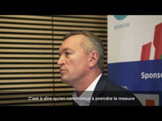 DWS18 – Interview de Marc Fontaine, Digital Transformation Officer, Airbus